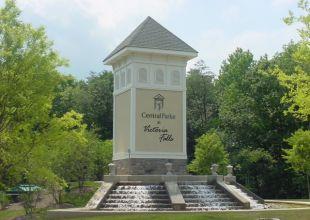 Central Parke at Victoria Falls - Laurel, MD