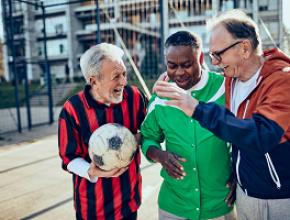Retirement Activities for Active Men