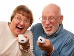 Wii Adds Fun and Entertainment to an Active Adult Life