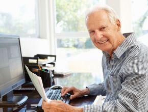 Online Telecommuting for Seniors
