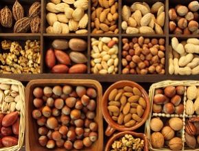 Five Reasons to Go Nuts with Nuts