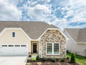 Barley Woods by Cornerstone Homes