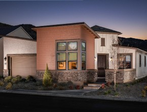 Regency at Caramella Ranch  Claymont Collection
