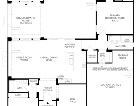 Regency at Summerlin  Palisades Collection