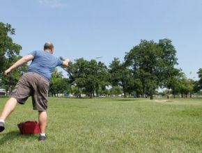 Why Boomers Are Getting On Par With Disc Golf
