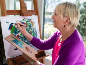 Crafts and Other Activities for Active Adults