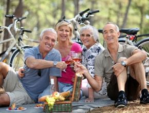 Cycling or Walking - Which one is Better for the Active Adult?