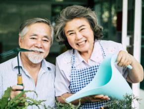 Easy Summer Gardening Tips for 55+ Seniors