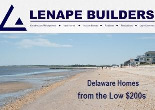 Delaware Homes from Low $200's