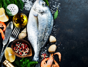 Omega-3 Rich Foods For 55+ Seniors