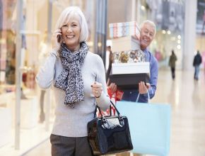 Shopping your Way to Good Health, Advice for Senior Living