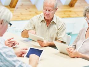Tips for Seniors for Staying Safe Online