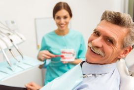 Dental Problems Faced by 55 Plus Seniors