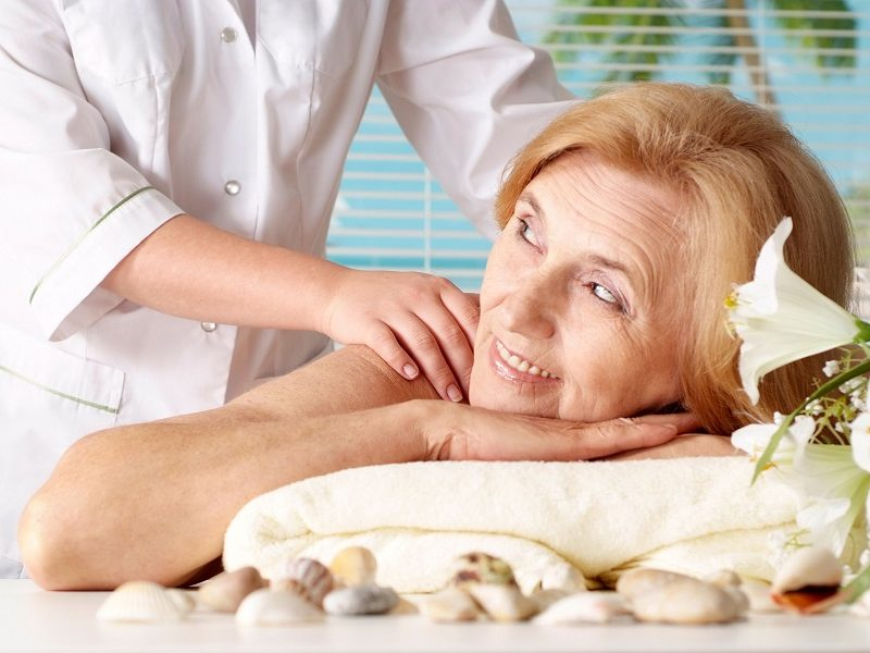 Benefits of massage to seniors