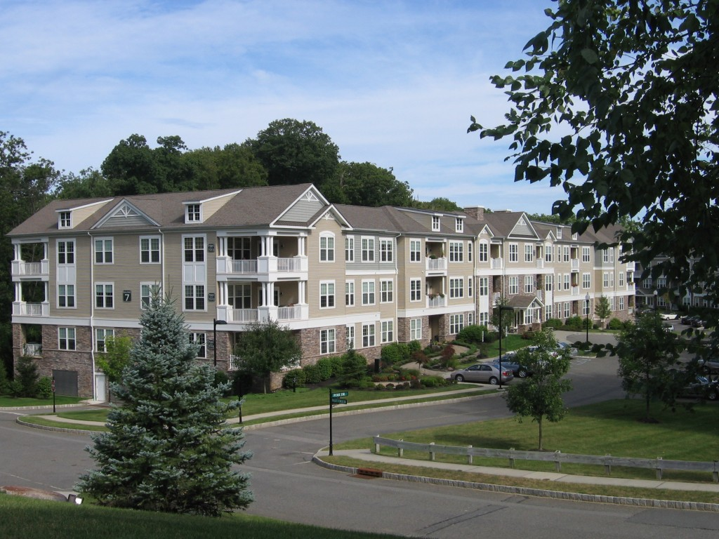 active adult condominium communities