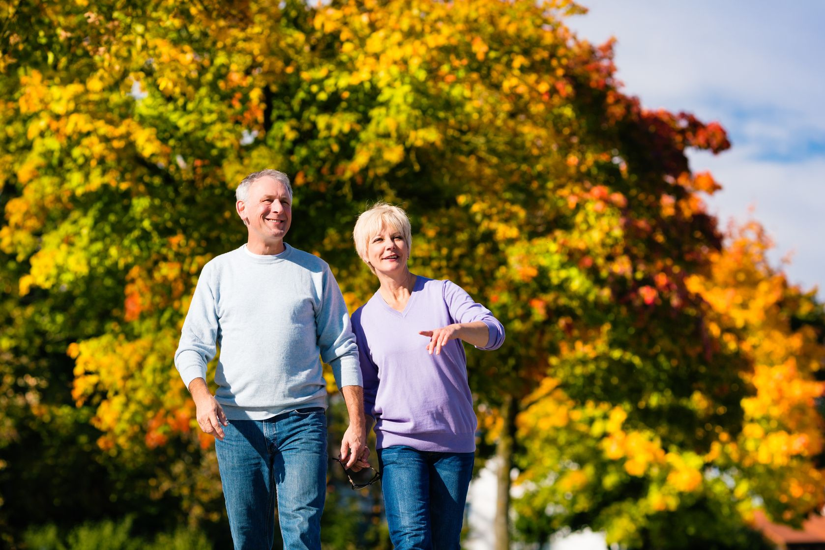 Healthy Fall Foods for the Active Senior