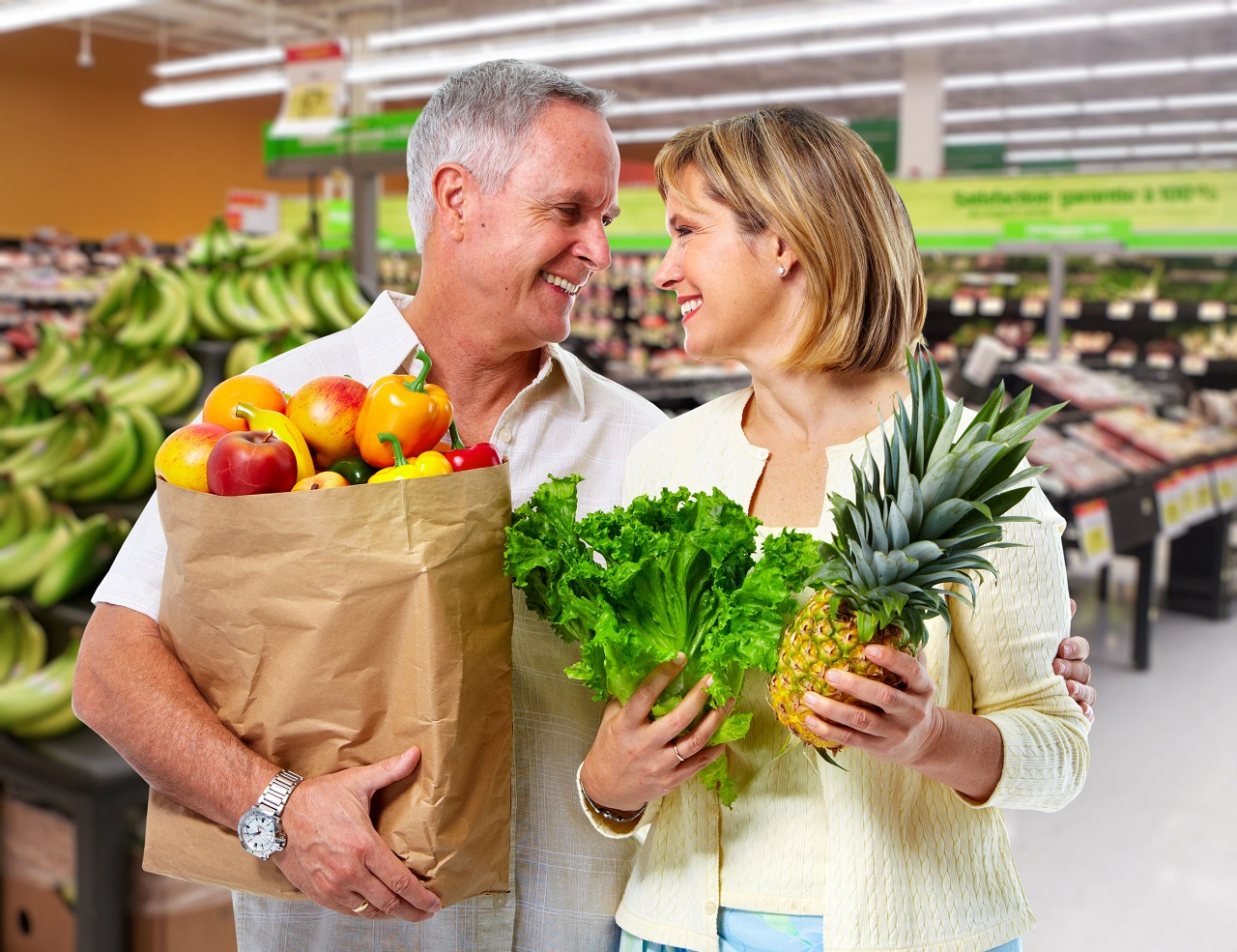 Healthy foods for seniors