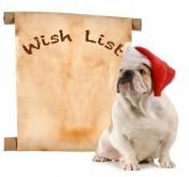dog wish list