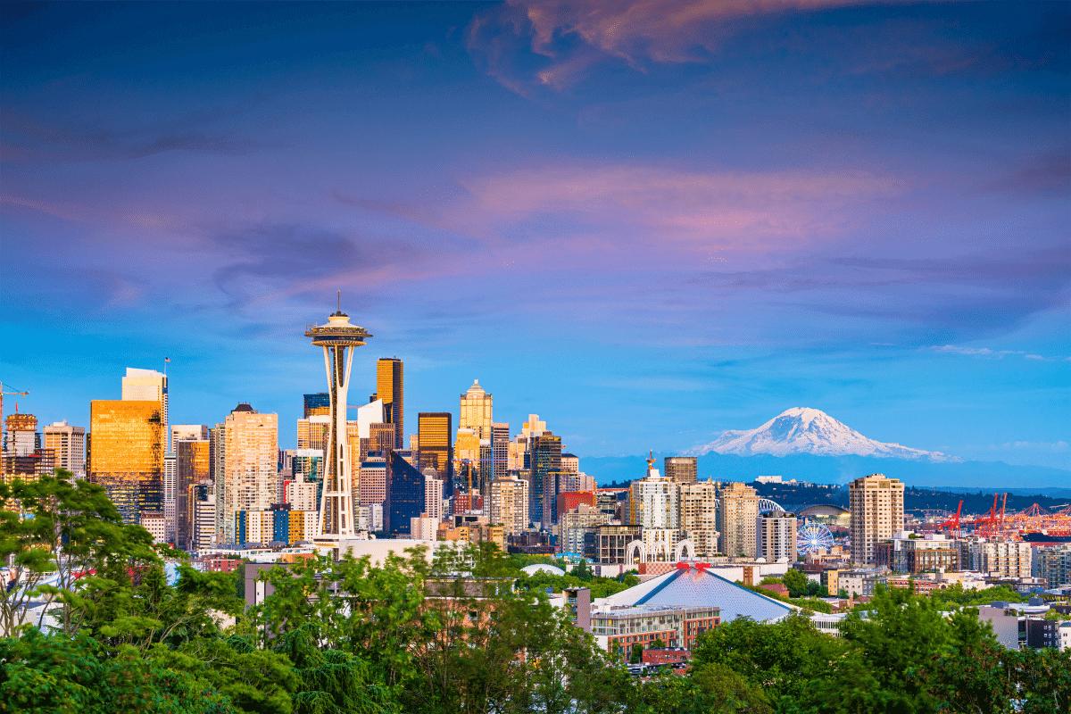 Seattle Age Friendly Community