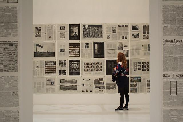 exhibition, Art gallery