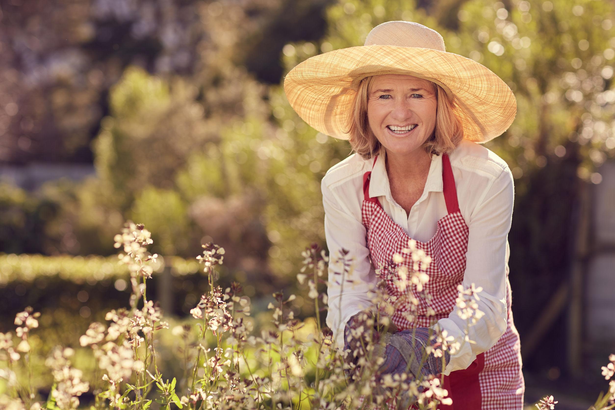 e00cbcdb06ef3 Millsboro Captures Old Fashioned Values. portrait of a senior woman smiling  ...