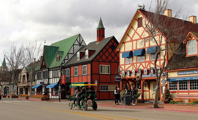 Spend A Perfect Summer Weekend In California's Danish Village