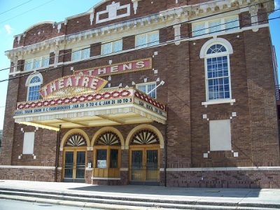 Downtown DeLand Hist Dist -Athens Theatre