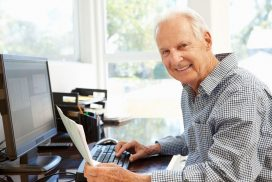 Online Telecommuting for Seniors