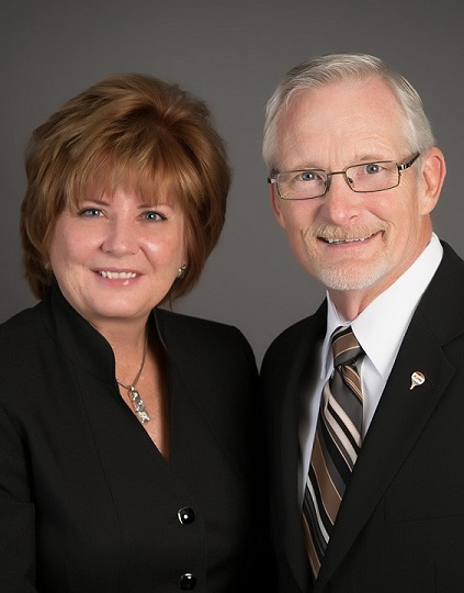 Gwen Arnold & Steve O'Leary